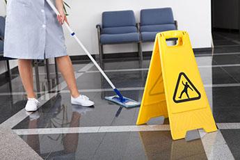 Desinfectantes utilizados en limpieza profesional