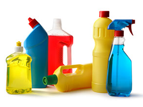 detergentes lejia.
